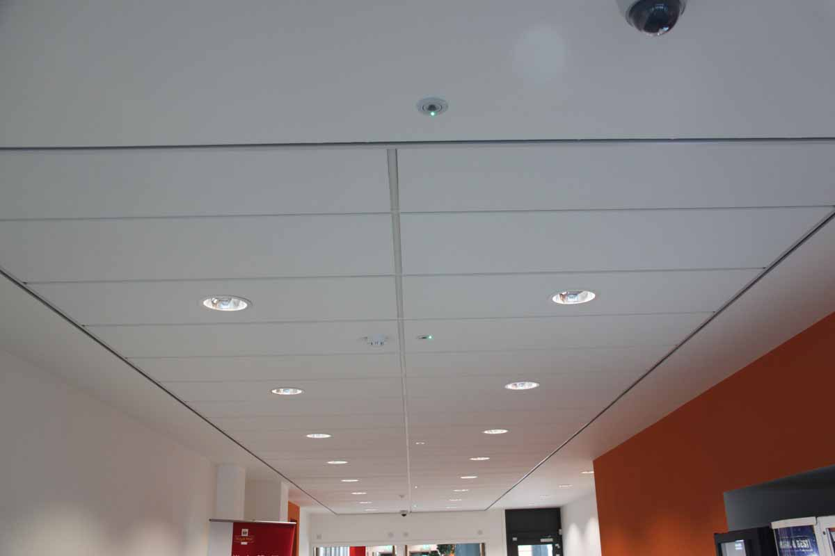 ltd suspended systems htm ceilings docklands pages